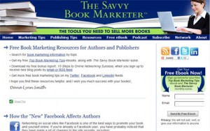 savvy-book-marketer
